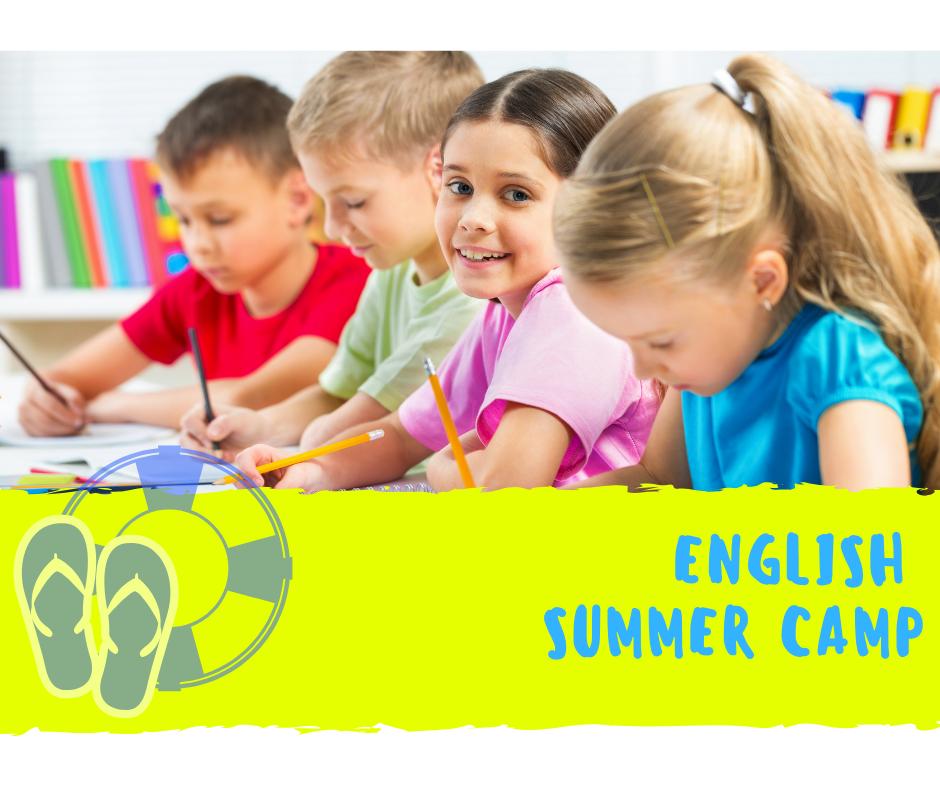 verano ingles alicante para niños