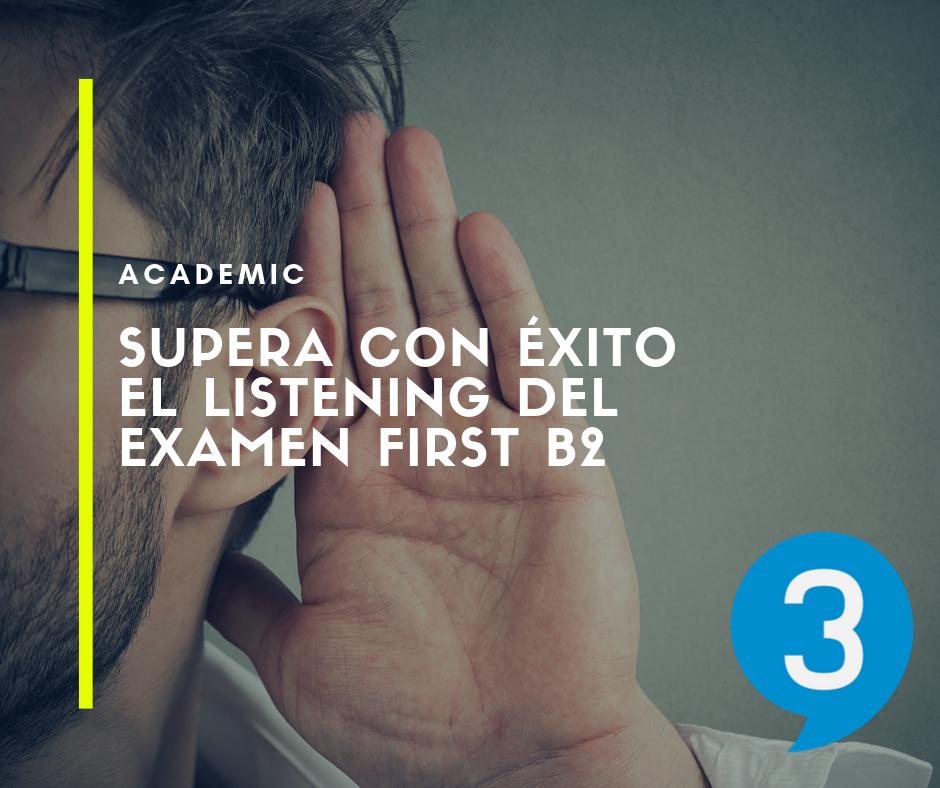 examen first alicante